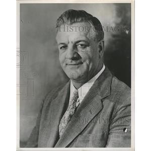 1935 Press Photo Film Director George Stephens - RRW28303
