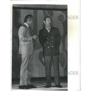1969 Press Photo Mel Gross American Film Actor Chicago - RRX88475