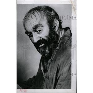 1959 Press Photo LEE J. COBB AMERICAN ACTOR - RRW99789