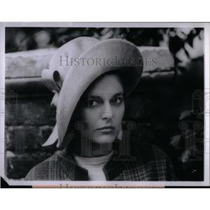 1963 Press Photo Anne Bancroft The Pumpkin Eater - RRX23901