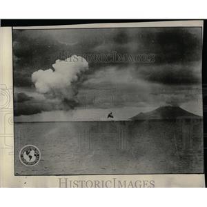 1928 Press Photo Vietnam Eruption Sundra Strait Dutch - RRX78687