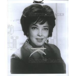 1967 Press Photo Kathryn Grayson actress singer soprano - RRW33633