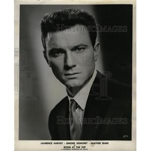 1959 Press Photo Laurence Harvey Films Actor Lithuanian - RRW12053