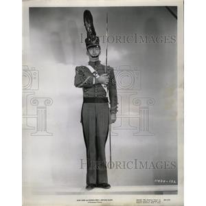 1946 Press Photo Actor Alan Ladd Beyond Glory - RRX64439