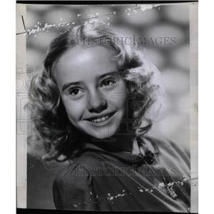 1945 Press Photo Peggy Ann Garner American actor - RRX31849