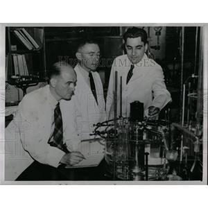 1946 Press Photo California scientists Academy Sugar - RRX78505