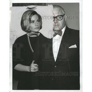 1964 Press Photo Sally Clare Kellerman - RRW36023