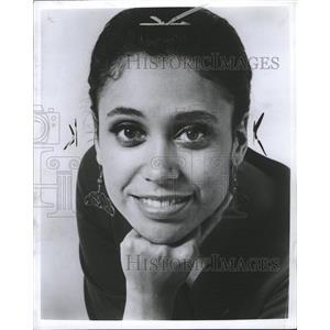 1969 Press Photo Denise Nicholas American Film Actress - RRW31231