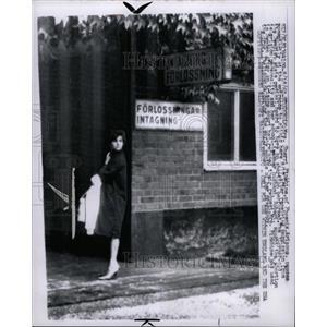 1962 Press Photo Mrs. Sherri Finkbine (Actress) - RRW94367