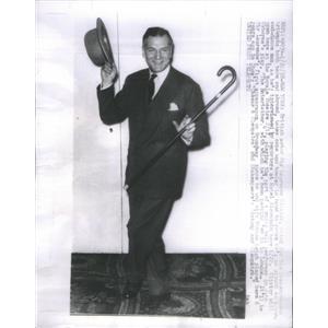 1958 Press Photo British actor Sir Laurence Olivier - RSC89849