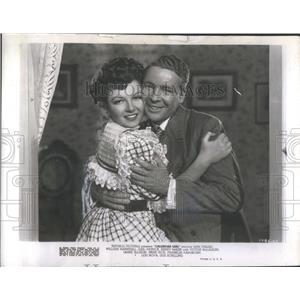 1947 Press Photo Janet Martin (Actress) - RSC08647