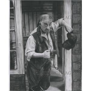 1957 Press Photo Charles Victor British Actor Musical My Fair Lady Shubert