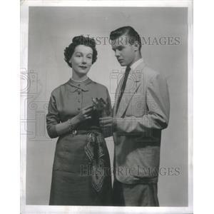 1955 Press Photo Augusta Roeland American Film & Television Actress - RSC45103
