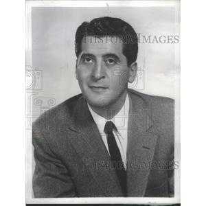 1958 Press Photo Hal March Dream Girl Actor- RSA99117