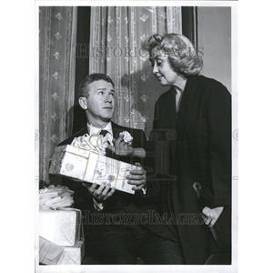 1959 Press Photo Red Buttons actor comedian - RRV79813