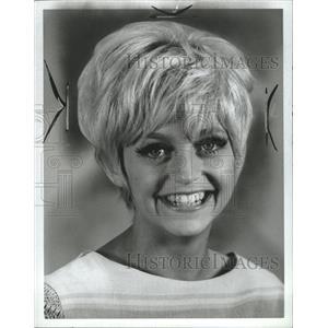 1969 Press Photo Goldie Jeanne Hawn Kate Hudson Kurt - RRW32225