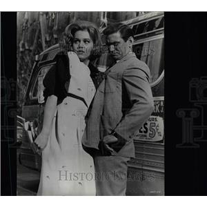 1964 Press Photo Jane Fonda Rod Taylor Sunday New York - RRW18455