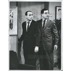 1961 Press Photo Joey Bishop (Actor) - RRW31289