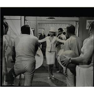 "1965 Press Photo Virna Lisi ""How To Murder Your Wife"" - RRW07795"