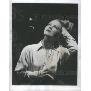 1957 Press Photo Maria Riva German American Movie Television Actress - RSC39339
