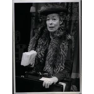 1976 Press Photo Eileen Hackart Actress - RRX58559