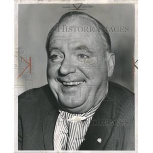 1965 Press Photo PAT O'BRIEN AMERICAN FILM ACTOR - RRW36819