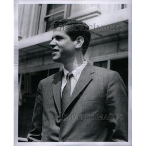 1962 Press Photo Anthony Roberts American Film Actor - RRX59637