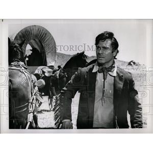 1972 Press Photo George Maharis American Film Actor - RRX67083