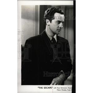 1939 Press Photo Edward Norris American film actor - RRW82519