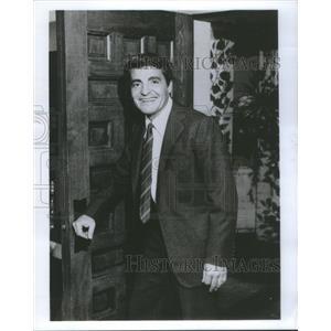 1977 Press Photo Actor Tom Toupe - RSC44981