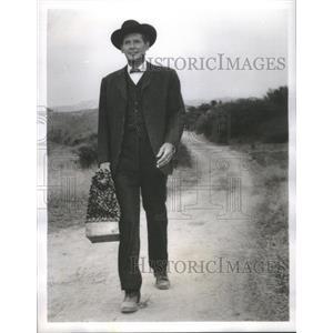 1959 Press Photo Robert Rockwell American Film & Television Actor - RSC44359