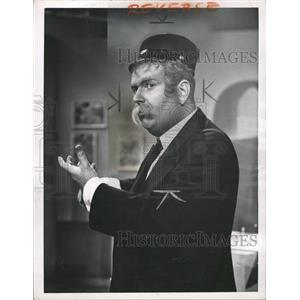 1958 Press Photo Bob Keeshan American Television Actor - RRW45623
