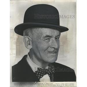 1959 Press Photo James Actor Gleason - RRW33331