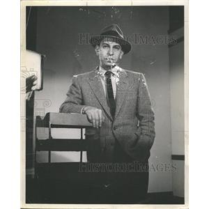 1953 Press Photo Jack Webb American Actor Director - RRW50421