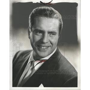 1953 Press Photo Edmond O'Brien American Film Actor - RRW36525