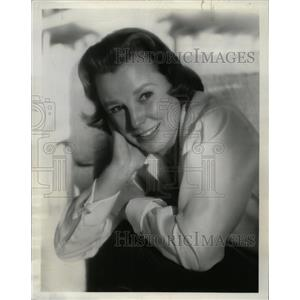 1959 Press Photo June Allyson actress - RRW09189