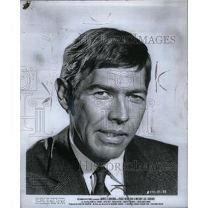 1967 Press Photo James Harrison Coburn Actor - RRX29721