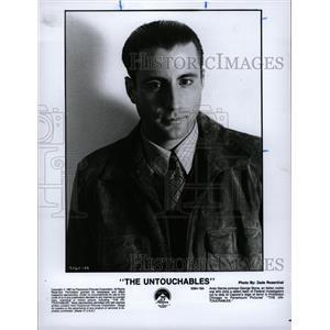 1968 Press Photo Actor Andy Garcia In Untouchables - RRW12425