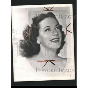 1955 Press Photo Patrice Munsel Seven Million LLS NYC - RRW32635