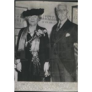 1944 Press Photo Julia Marlow/Actress - RSC00239