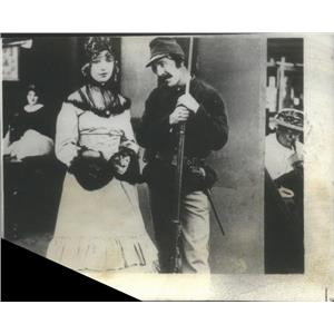 1979 Press Photo Lillian Gish/Actress/William Freeman/Birth Of A Nation