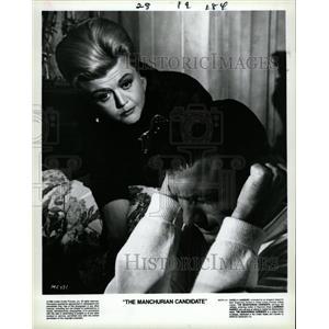 1988 Press Photo Angela Lansbury Laurence Harvey - RRW10231