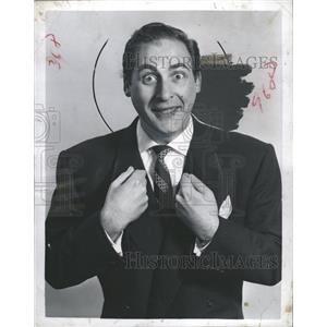 1954 Press Photo Sid Caesar American comic actor - RRW31319