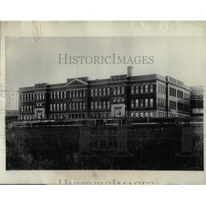 1927 Press Photo Rapid City High School Black Hills - RRX61601