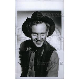 1948 Press Photo Harry Carey Actor - RRX45765