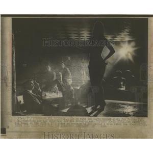1966 Press Photo Florida St Petersburg Nite Club - RRX81125