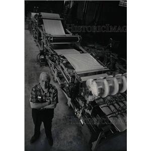1969 Press Photo Guard Associate Design Machine Dalpak - RRW19453