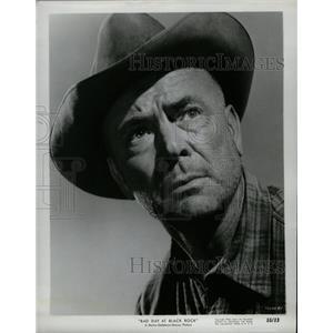 1955 Press Photo Bad Day At Black Rock Actor Jagger - RRW08997