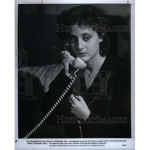 1979 Press Photo Karol Cane American Actress. - RRX34103