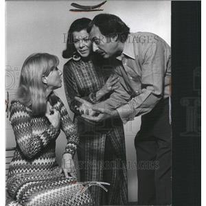 1964 Press Photo Julie Harris Actress - RRW33709